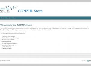 CONZUL Store