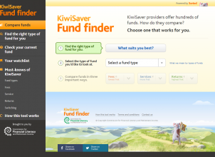 Fundfinder Screenshot1